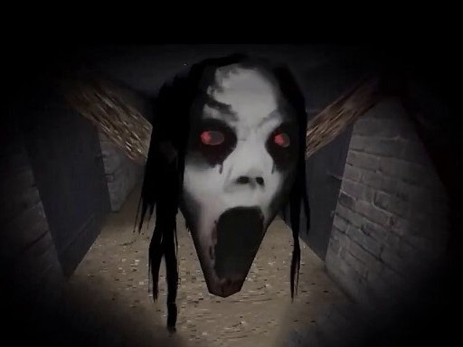 Play Scary Granny Basement Escape Now!
