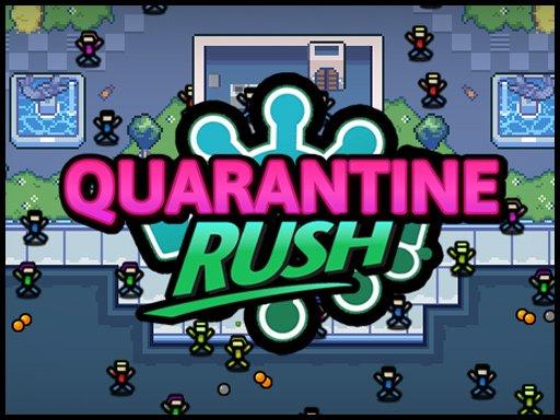 Play Quarantine Rush Now!