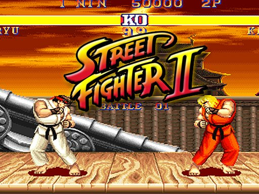 Play Street Fighter 2 Endless Now!