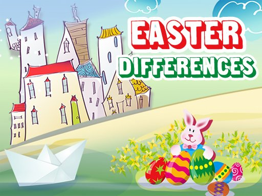 Play Easter 2020 Differences Now!