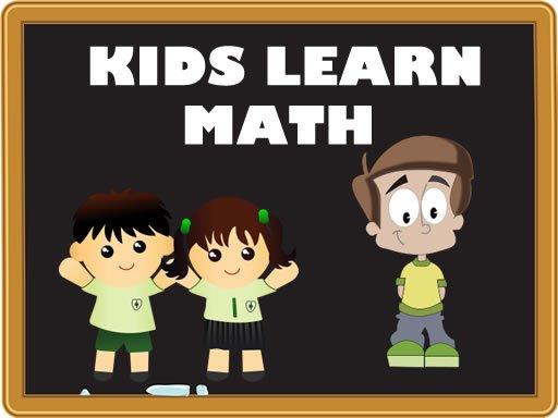 Play Kids Learn Math Now!