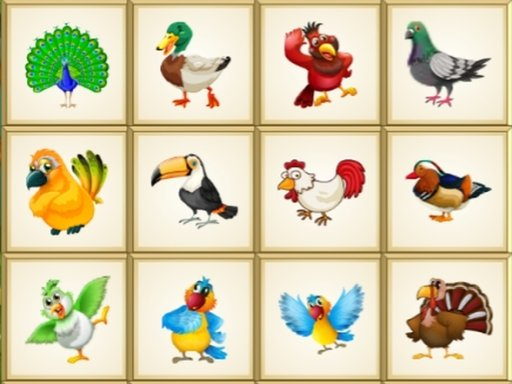 Play Birds Board Puzzles Now!