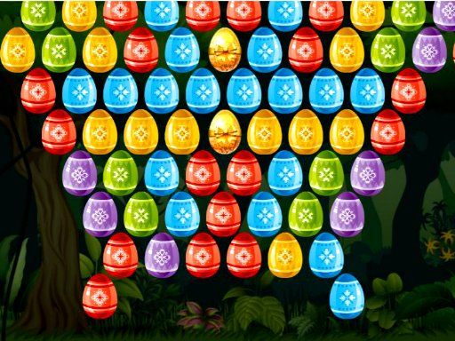 Play Bubble Shooter Easter Now!