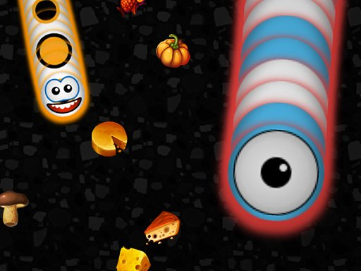 Play Worms Zone a Slithery Snake Now!