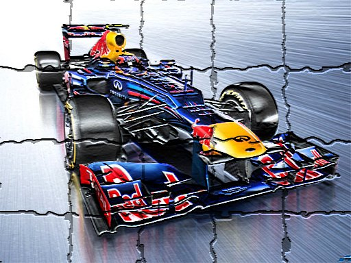 Play F1 Jigsaw Puzzle Now!