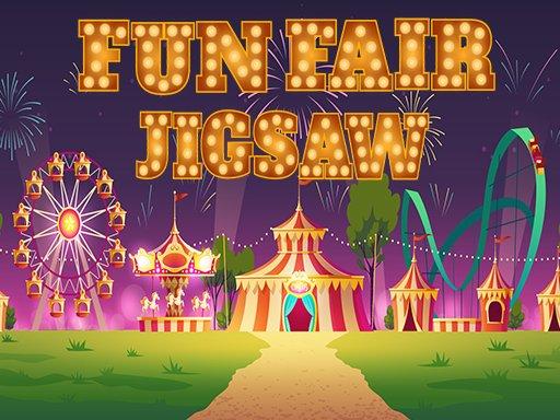 Play Fun Fair Jigsaw Now!