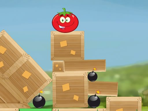 Play Roll Tomato Now!
