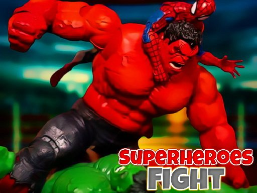 Play Superheroes Fight Now!