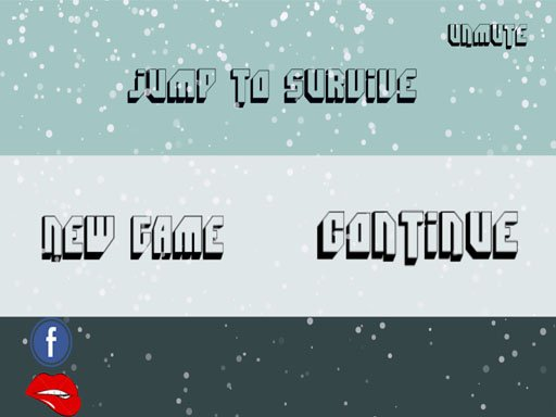 Play Jump to Survive Escape  Now!