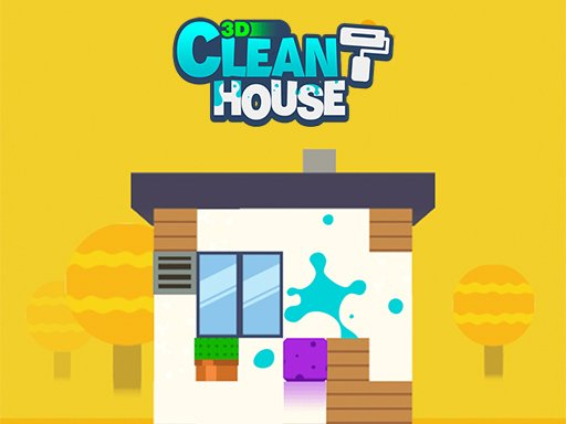 Play Clean House 3D Now!