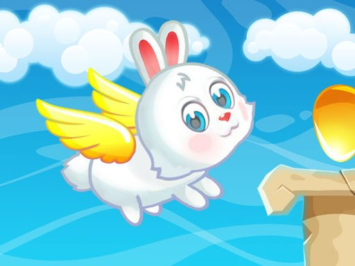 Play Easter Bunny Flying Now!