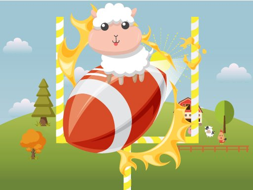 Play Animals Rugby Flick Now!