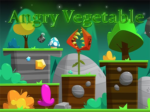 Play Angry Vegetable Now!