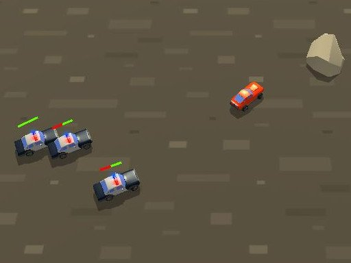 Play Autoverfolgung Now!