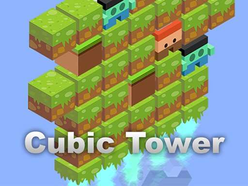 Play Cubic Tower Now!