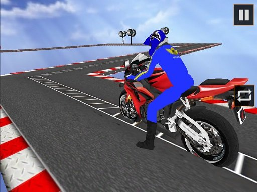 Play Motor Bike Stunts Sky 2020 Now!
