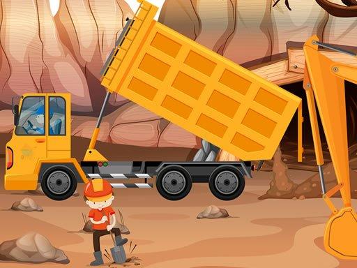 Play Dump Trucks Hidden Objects Now!