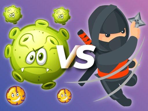 Play Virus Ninja 2 Now!