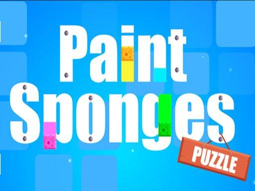 Play Paint Sponges Now!