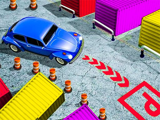 Play Classic Car Parking 3D Now!