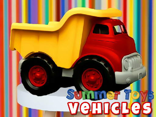 Play Summer Toys Vehicles Now!