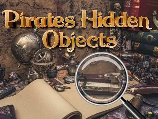 Play Pirates Hidden Objects Now!