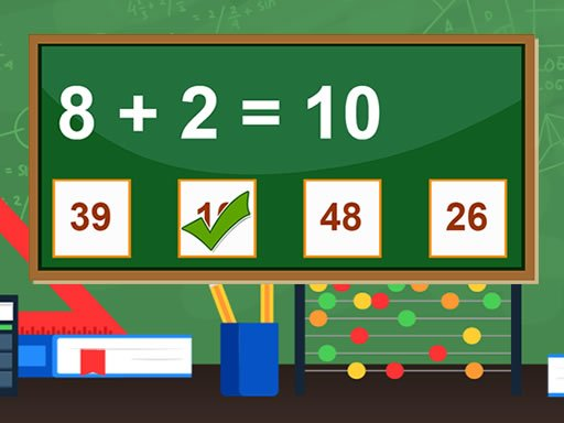 Play Math Game Now!