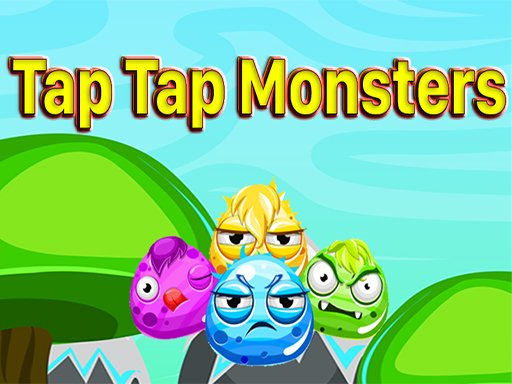Play Tap Tap Monsters Now!