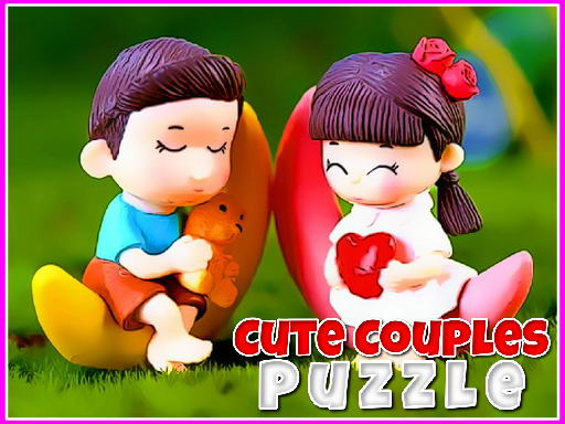 Play Cute Couples Puzzle Now!