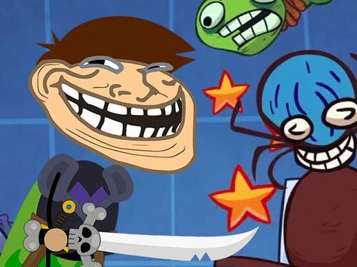 Play TrollFace Jigsaw Now!