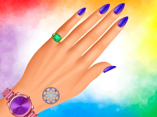Play Nail Art Design Now!