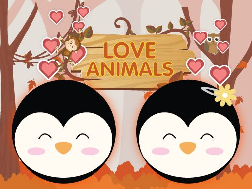 Play Love Animals Now!