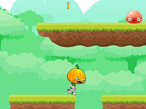 Play Kid Pumpkin Now!