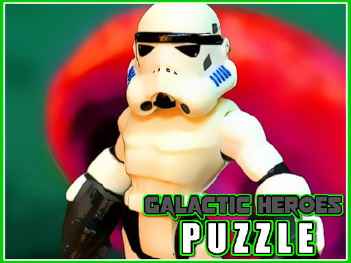 Play Galactic Heroes Puzzle Now!