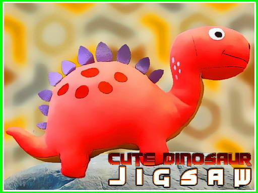 Play Cute Dinosaur Jigsaw Now!