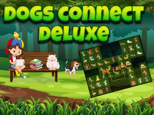 Play Dogs Connect Deluxe Now!