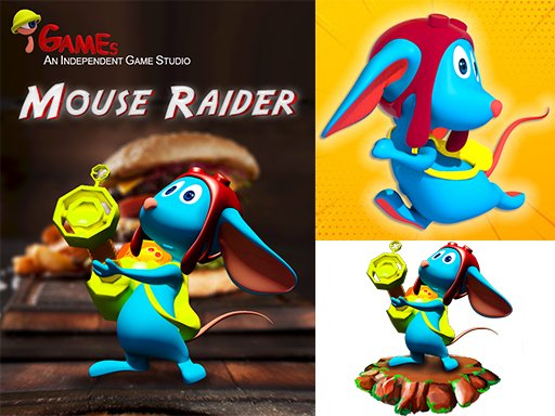 Play Mouse Raider Now!