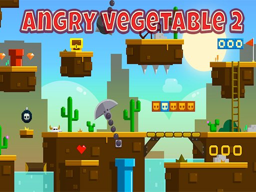 Play Angry Vegetable 2 Now!