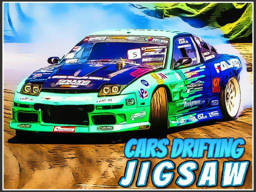 Play Cars Drifting Jigsaw Now!