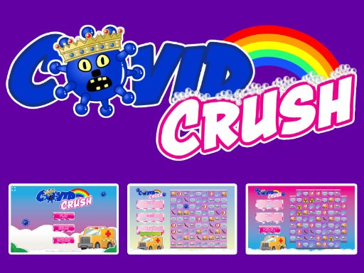 Play Covid Crush Now!