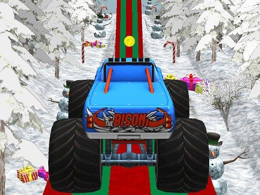 Play Christmas Monster Lastwagen Now!