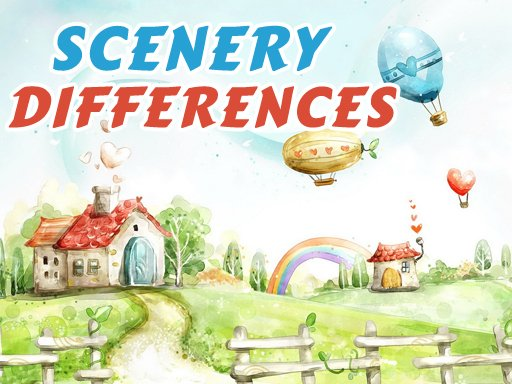 Play Fantasy Scenery Differences Now!