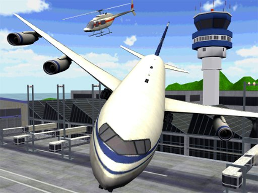 Play Airplane Parking Mania 3D Now!