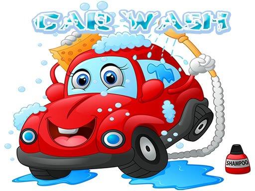Play Car Wash Jigsaw Now!