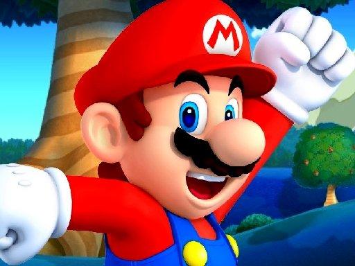 Play Super Mario Endless Run Now!