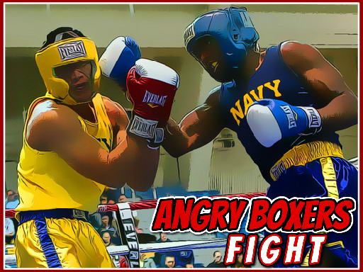 Play Angry Boxers Fight Now!