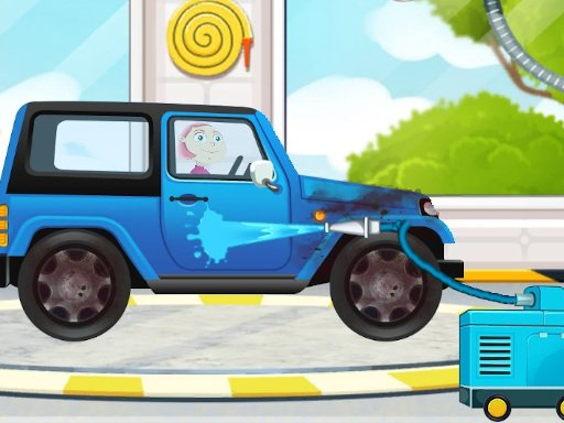 Play Car Wash Unlimited Now!
