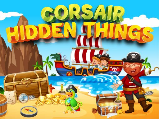 Play Corsair Hidden Things Now!