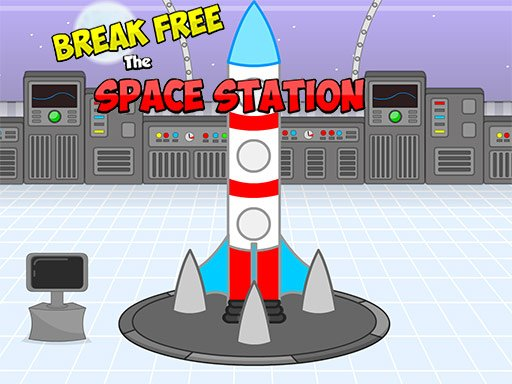 Play Break Free Space Station Now!