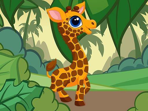 Play Giraffe Jigsaw Now!